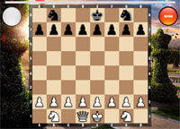 Chess. Beginner. Play with computer